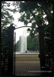 Hannover Herrenhausen Großer Garten Triangel Große Fontäne