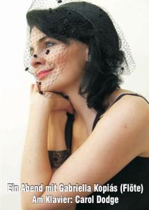 galerie time Musik: Gabriella Kopiás spielt Werke von Chopin, Rachmaninov, Piaf und anderen...