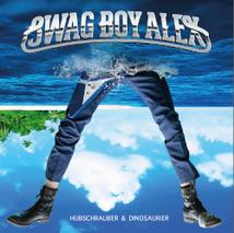 SWAG BOY ALEX - Hubschrauber & Dinosaurier