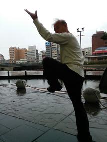 福岡伝統太極拳 湧泉会
