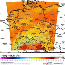 Swiss HD, Deutschland, Temp.