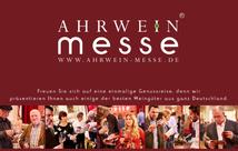 Eine ganz besonderes Angebot im Ahrtal, die Ahrweinmesse in Bad Neuenahr.