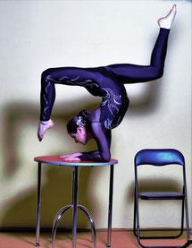 Duo Sensual, Alina, akrobatik, showtanz, hochzeit, schlangenfrau, kontorsion, kontortion