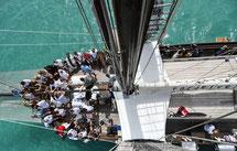 Oldtimer Segelboot auf Mallorca
