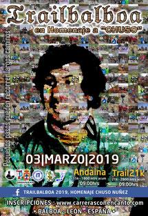 TRAIL BALBOA-HOMENAJE A CHUSO NUÑEZ - Balboa, 03-03-2019