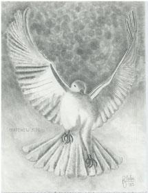 'MATTHEW 3:15' by Blake 2003
