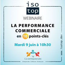 webinaire La Performance commerciale en 10 points par Cedric Mizrahi