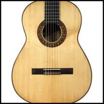 Michel Donadey, classical guitar