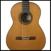 Rafael Moreno,  classical guitar