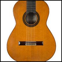 Teodoro Pérez Classical guitar