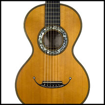 Maurice Dupont,  classical guitar