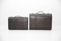 秋葉原 コスプレスタジオキチサ 木製のアンティーク鞄