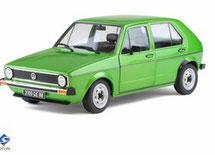 Voiture modèle réduit Volkswagen SOLIDO