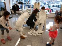 Kindergeburtstag Kinder Spiele Workshop Düsseldorf