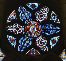 Rosace du Choeur