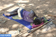 Hadza sleep patterns evolution