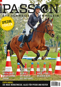 Titelseite PASSION Herbst 2016