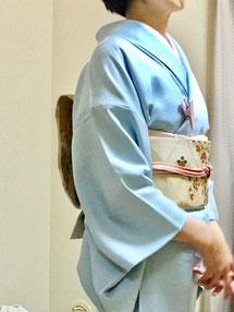着付け教室【ふぇりちた】生徒さんの着物姿