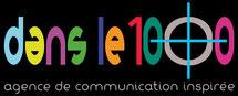 Dans le 1000 - agence de communication web et print