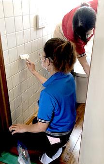沖縄|ハウスクリーニング|トイレ清掃