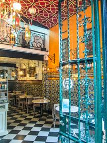 Café in Buenos Aires