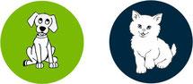 Krankheitsbilder bei Hunden und Katzen