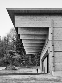 Rossetti + Wyss, Massivholz, Architekturgallerie Berlin