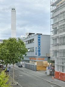 Alte Wäscherei Zürich, Markus Jandl Architekten