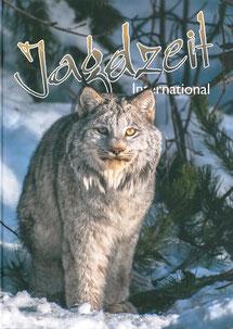 Jagdzeit Magazin Cover, Luchs, Fotograf Tamara Eichhoff