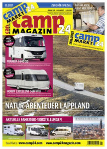camp24 magazin November in der Normandie