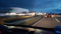 Transportbegleitung für den Risikotransport