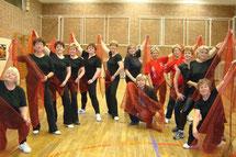 Abteilung Aerobic 2010