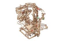Holz puzzle, Monowheel