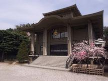 御本堂-東京 小日向 本法寺-東京都文京区のお墓 永代供養墓 法要-