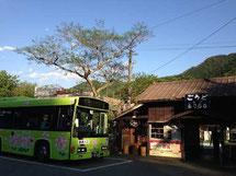 最寄駅の神戸(ごうど)駅