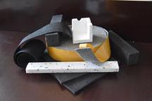 Polstermaterial für Holzkisten