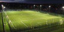 Led sportveldverlichting, Led voetbalveldverlichting, ledverlichting voor voetbalvelden, ledverlichting voor sporthallen, BBM Ledproducts