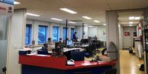 Ledverlichting voor kantoren, Ledverlichting voor showroom, ledpanelen, led paneelverlichting systeemplafond, BBM Ledproducts