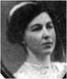 Marie Schlienz (Foto aus einem Medaillon, Privatbesitz)