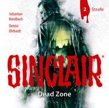CD Cover Sinclair DEAD ZONE 2 Strafe
