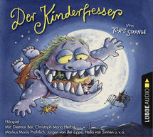 CD Cover Der Kinderfresser