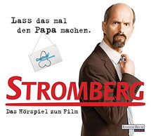 CD Cover Stromberg - Hörspiel zum Film
