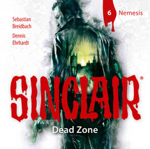 CD Cover Sinclair Dead Zone Folge 6
