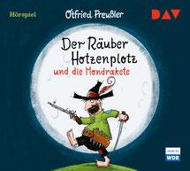 CD Cover Räuber Hotzenplotz und die Mondrakete