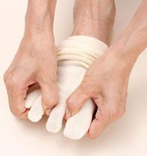 足は健康に非常に重要な役割を持っています。
