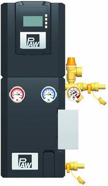 stazione solare termica a 2 fili con pompa ad alta efficienza di Solar hoch 2