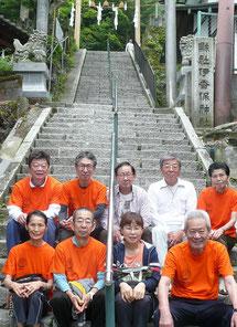 H30年緑陰研修会(伊香保温泉)