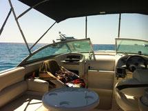 Alquiler de barcos totalmente equipados