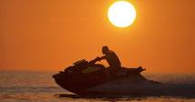 Alquiler de motos de agua en A30nudos