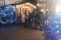 Glühweinwagen mieten im Full Service mit Catering und Getränken vom mobilen Glühweinstand